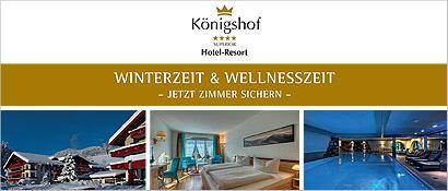 Wintereit, Wellnesszeit, Königshof Hotel Resort