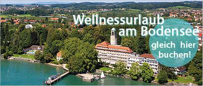 Bodensee, Hotel Bad Schachen, Wellness