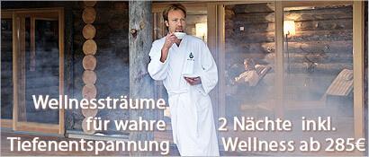 Wellness, Sauna, Hotel Bornmühle
