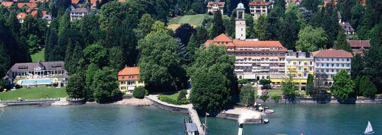 Hotel Bad Schachen Geschichte