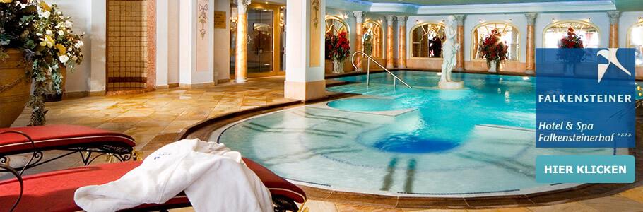 Wellness, Innenpool, Falkensteiner Hotel & Spa Falkensteinerhof