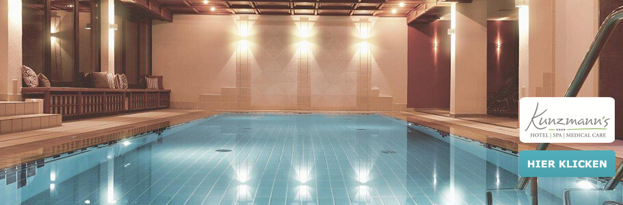 Wellness, Innenpool, Kunzmann`s Hotel | Spa | Medical Care