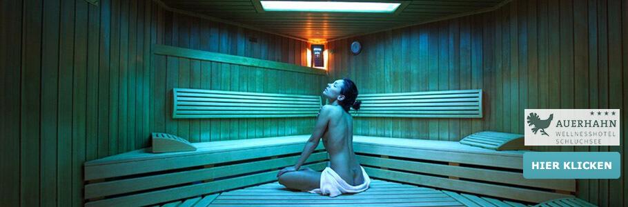 Wellness, Sauna, Entspannung