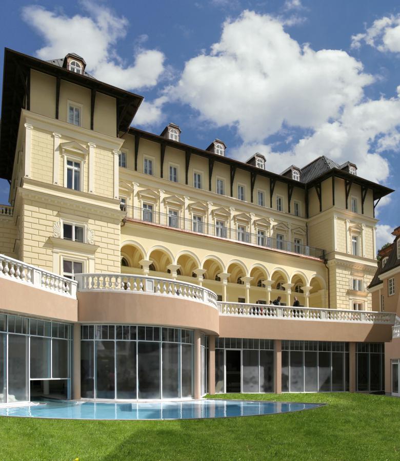 Wellness Hotel Marienbad Hotels