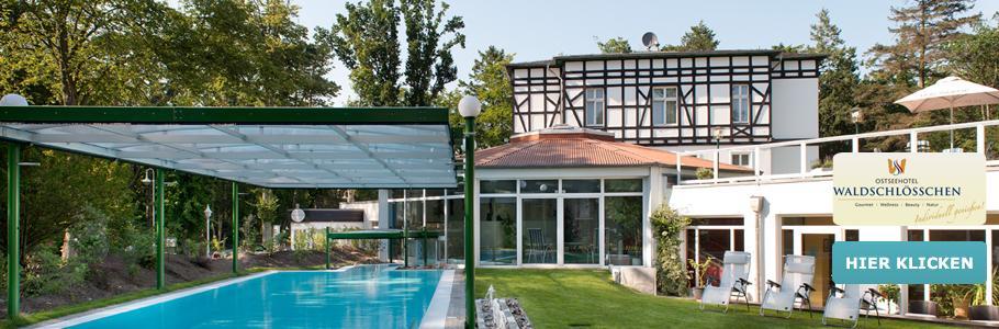 Wellness, Innenpool, Best Western Ostseehotel Waldschlösschen