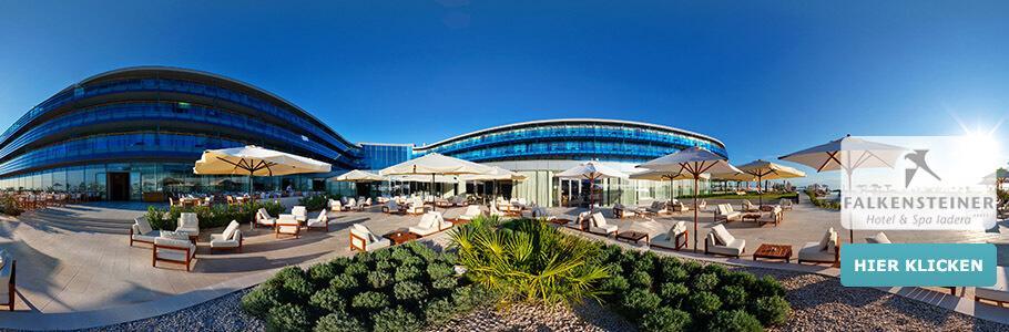 Wellness, Außenanlage, Falkensteiner Hotel & Spa Iadera