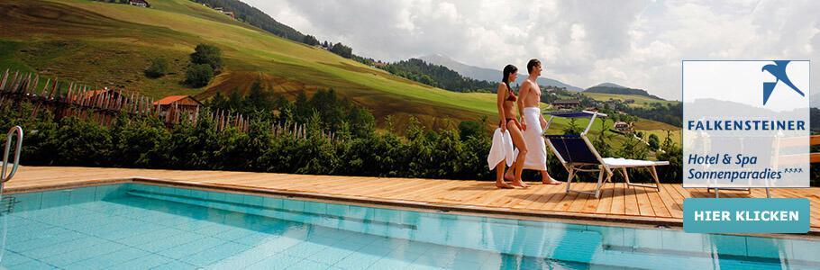 Wellness, Außenpool, Falkensteiner Hotel & Spa Sonnenparadies