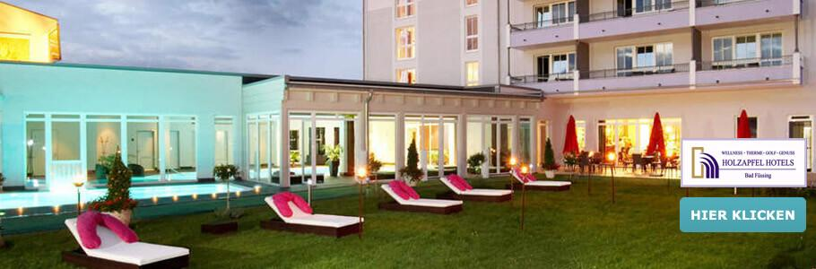 Welness, Ruheliegen, Holzapfel Hotels