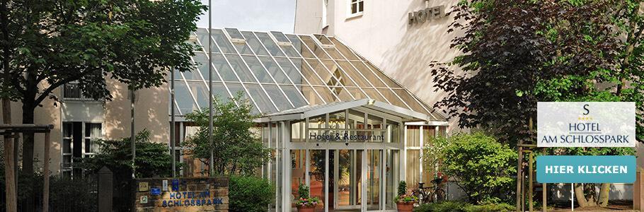 Wellness, Außenansicht, Hotel am Schlosspark