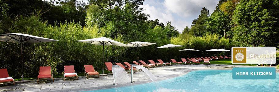 Wellness, Außenpool, Hotel Esplanade Resort & Spa