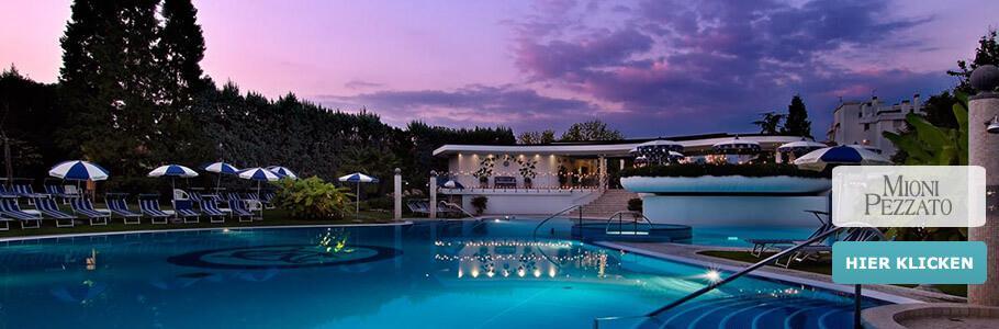 Wellness, Außenpool, Hotel Mioni Pezzato