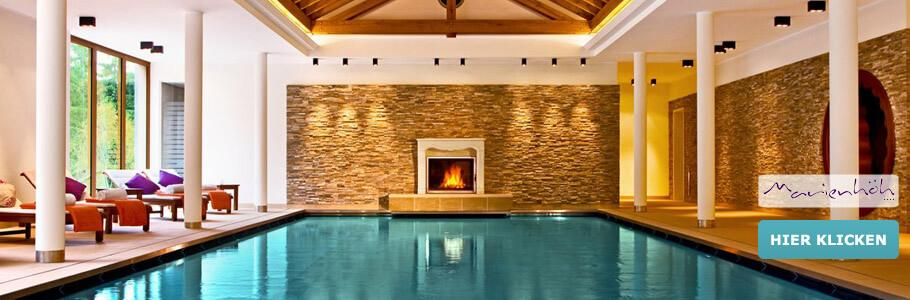 Wellness, innenpool, Kloster Marienhöh – Mountains | Lifestyle | Family