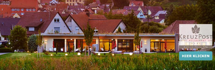 Kreuz-Post Hotel-Restaurant-Spa, Wellness, Außenansicht