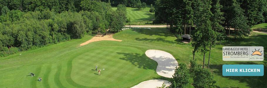 Wellness, Golf, Land & Golf Hotel Stromberg