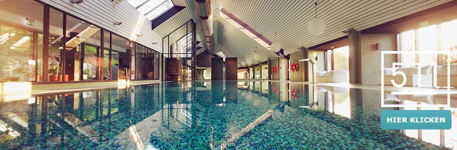 Wellness, Innenpool, POZIOM 511 Design Hotel & SPA