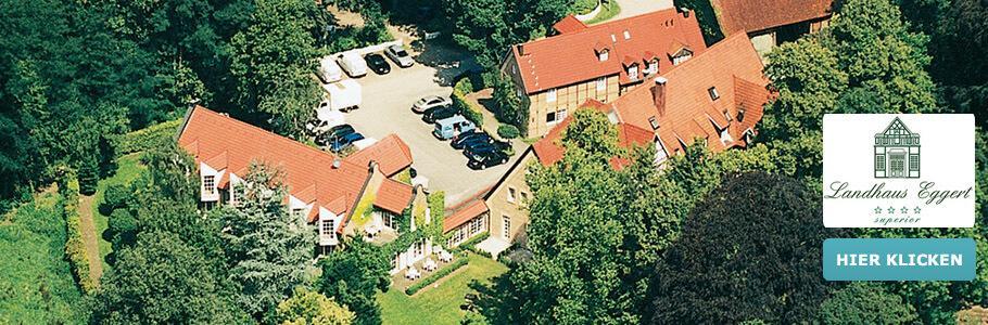 Wellness, Außenansicht, Ringhotel Landhaus Eggert