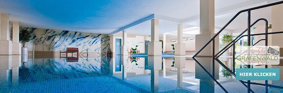 Wellness, Sporthotel & Resort Grafenwald, Pool