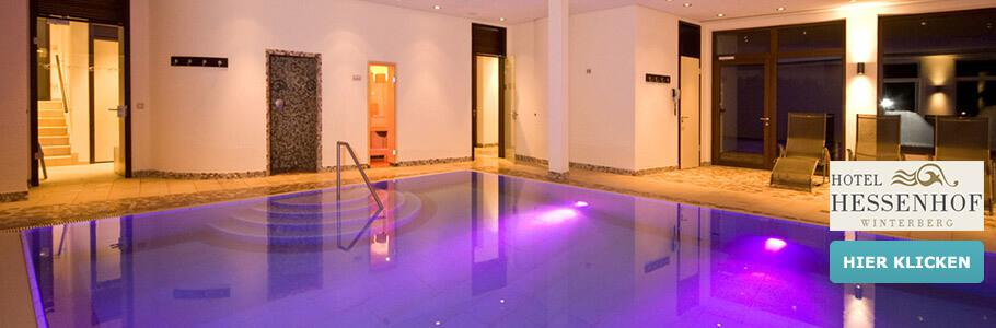 Wellness, Innenpool, SPA