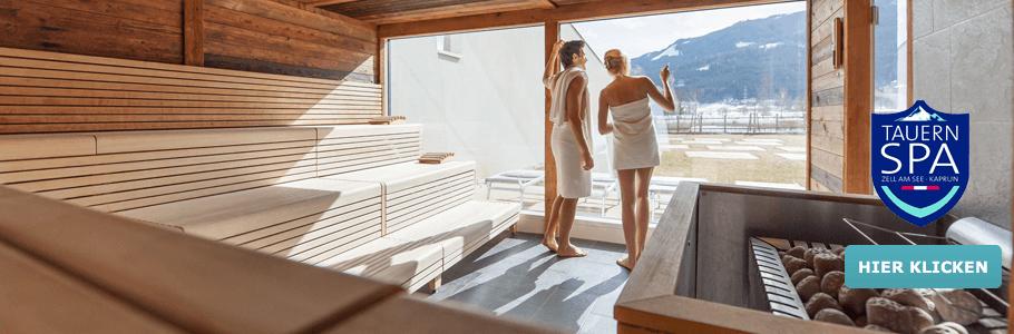 Tauern, Spa, Sauna, Aufguss, Hitze, Pärchen, Berge, Landschaft, Wellness