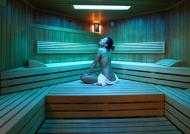 Wellnesshotel Auerhahn, Sauna