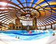 Aquaworld Resort Budapest, Ungarn, Wellnesshotel, Innenpool