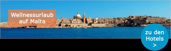 Wellnessurlaub auf Malta