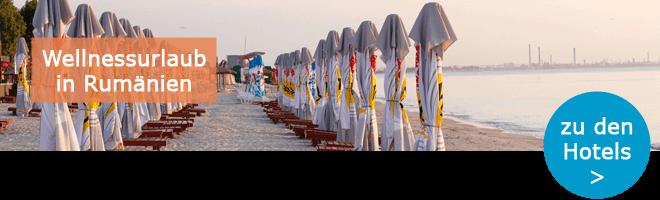 Wellnessurlaub in Rumänien